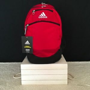 NWT-Adidas Striker II Team Backpack